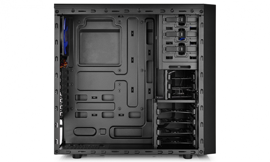Imagine Carcasa ATX midi Tower Deepcool, TESSERACT BF-5