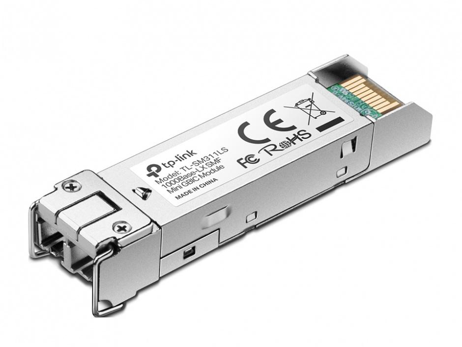Imagine Modul MiniGBIC Single Mode, TP-Link TL-SM311LS