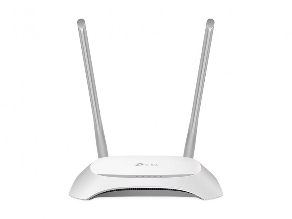 Imagine Router Wireless N 300Mbps, TP-LINK TL-WR840N