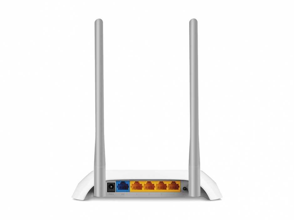 Imagine Router Wireless N 300Mbps, TP-LINK TL-WR840N-1