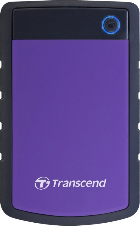"""Imagine HDD extern 2.5"""" USB 3.0 2TB StoreJet 2.5"""" H3P Purple, TRANSCEND"""