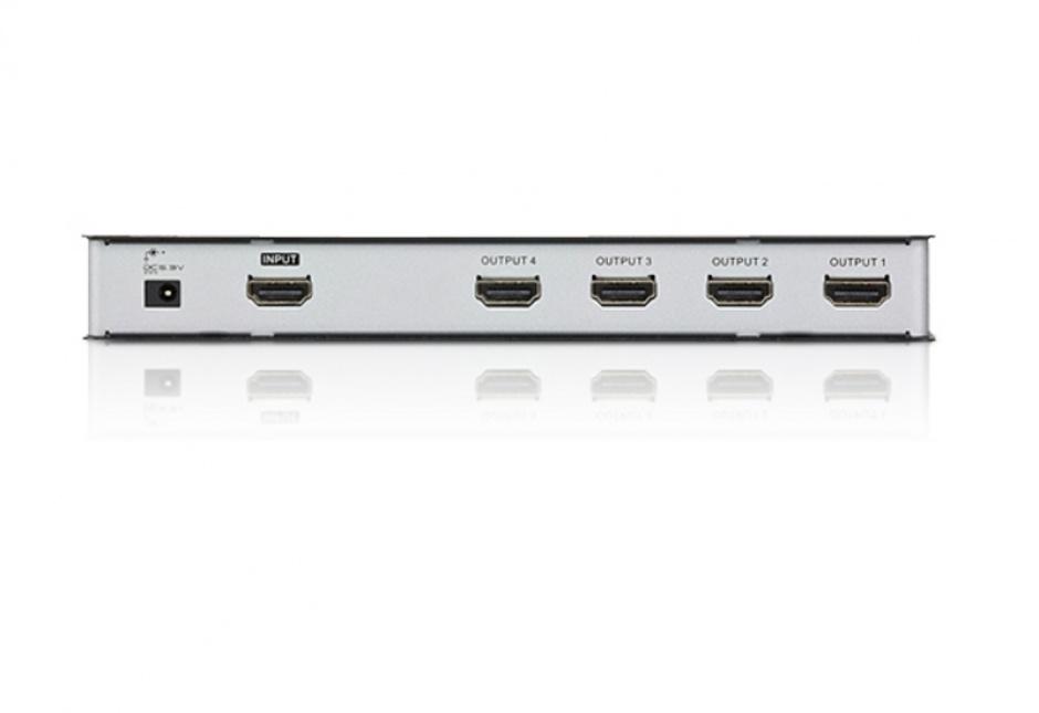 Imagine Multiplicator HDMI 4 porturi Ultra HD 4K, Aten VS184A-1
