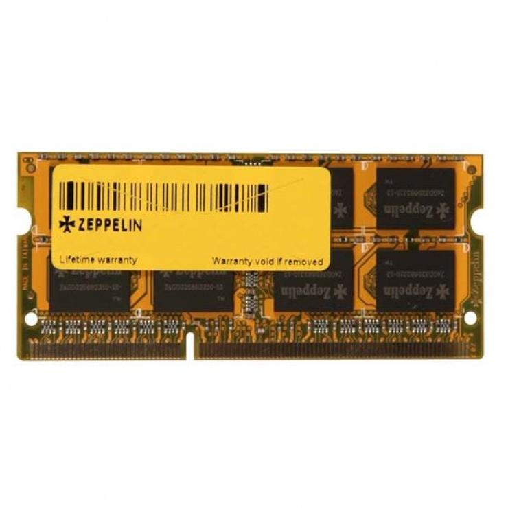 Imagine Memorie Zeppelin SODIMM 2GB DDR3 1333MHz Bulk
