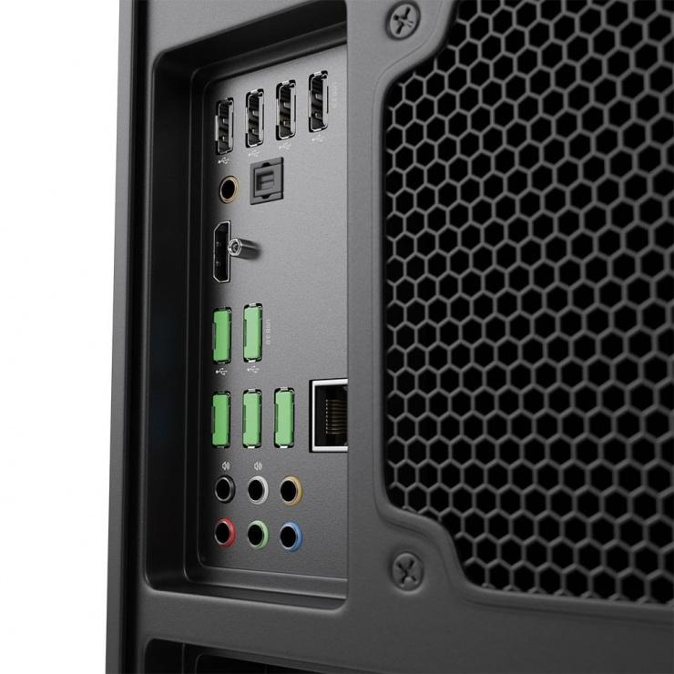 Imagine USB Port Blocker 10 bucati verzi, Lindy L40461