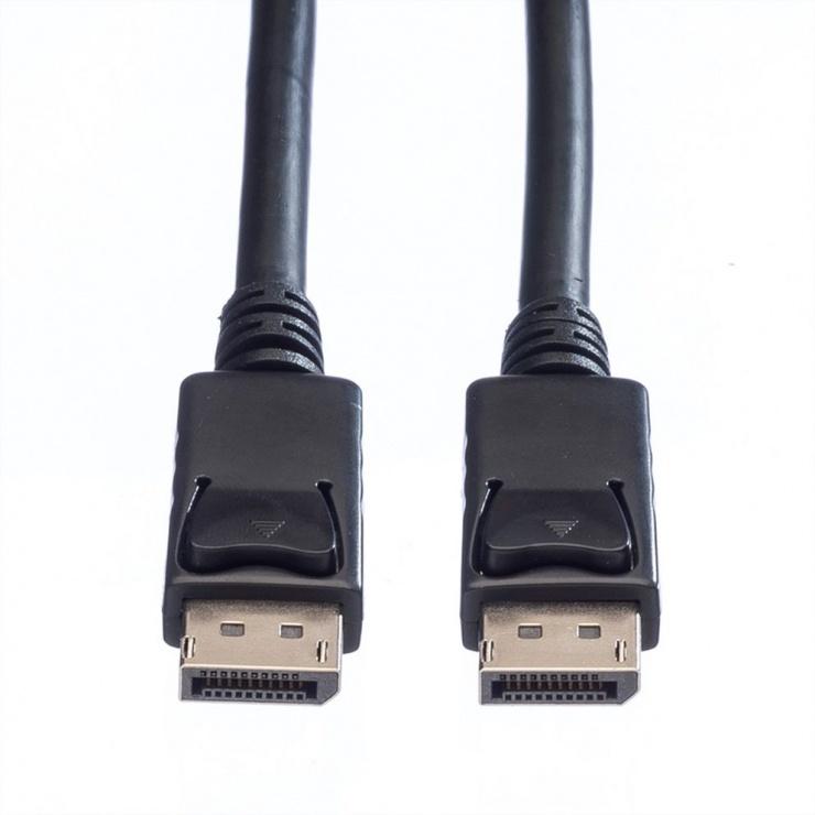 Imagine Cablu DisplayPort 4K LSOH T-T 10m Negru, Value 11.99.5766