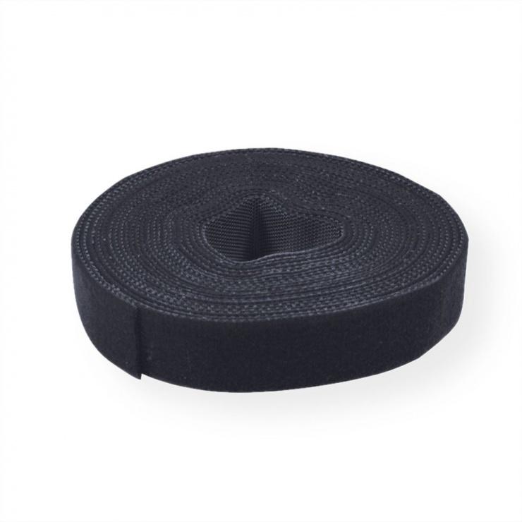 Imagine Rola cu arici negru 10mm x 25m, Value 25.99.5250