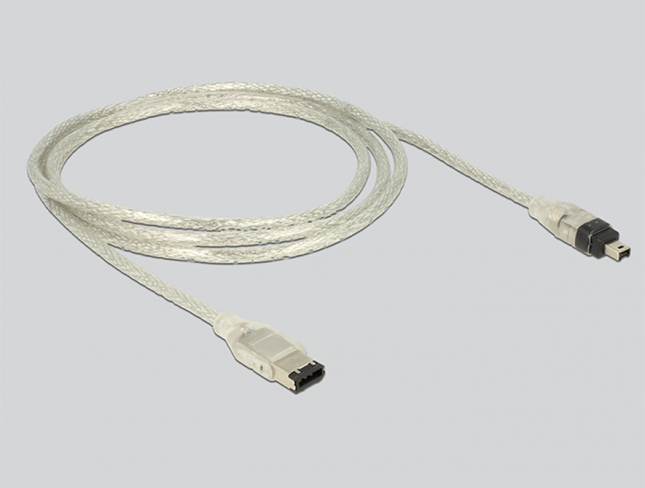 Imagine PCI Express Firewire 2 porturi B + 1 port A, Delock 89153