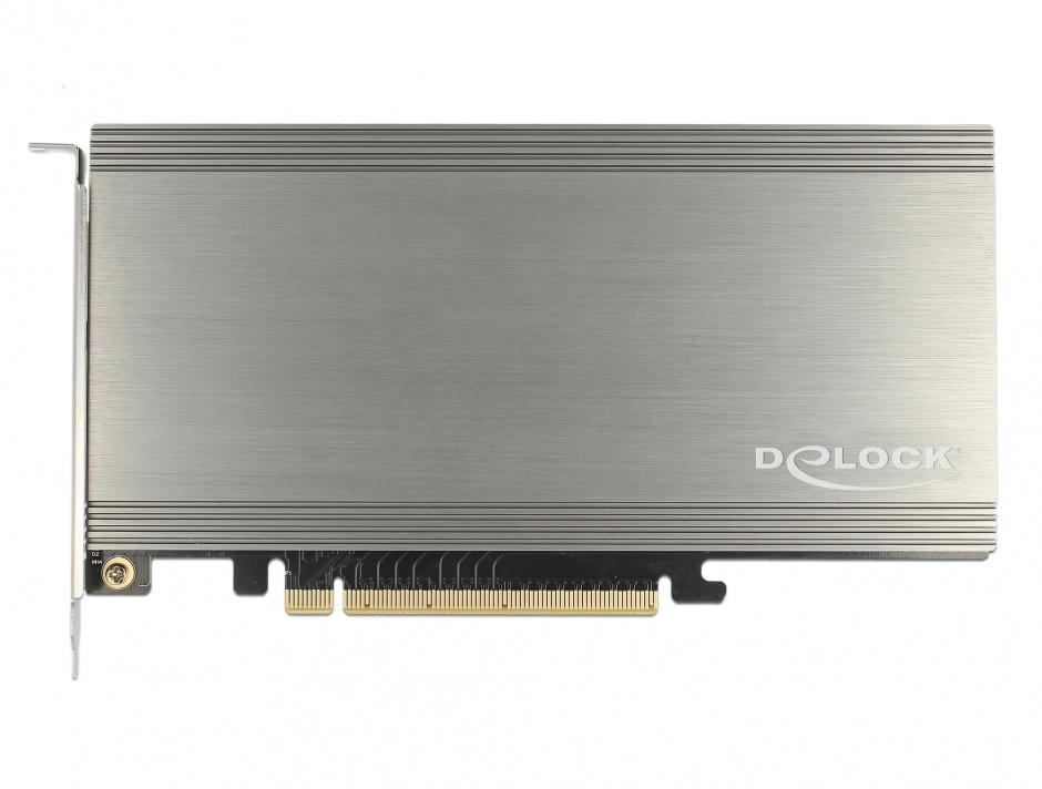 Imagine PCI Express cu 2 porturi interne NVMe M.2 Key M, Delock 89961