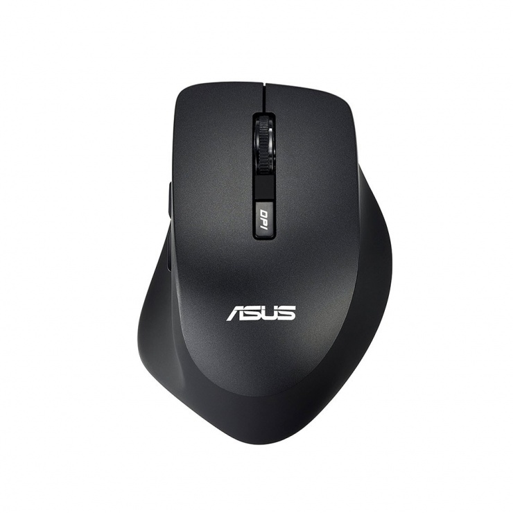 Imagine Mouse optic wireless WT425 Charcoal Black, Asus