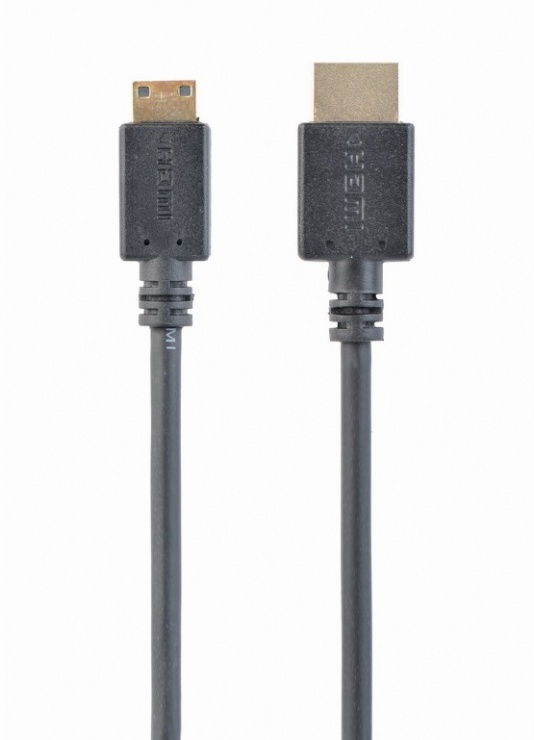 Imagine Cablu HDMI la mini HDMI-C v1.4 3m, Gembird CC-HDMI4C-10