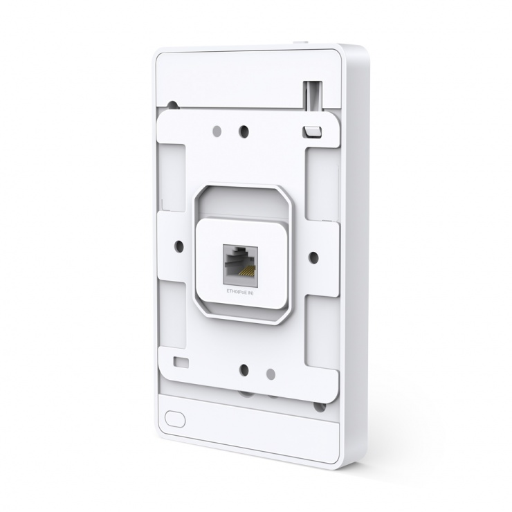 Imagine Access Point Omada AC1200 Wireless MU-MIMO montare perete, TP-LINK EAP225-Wall