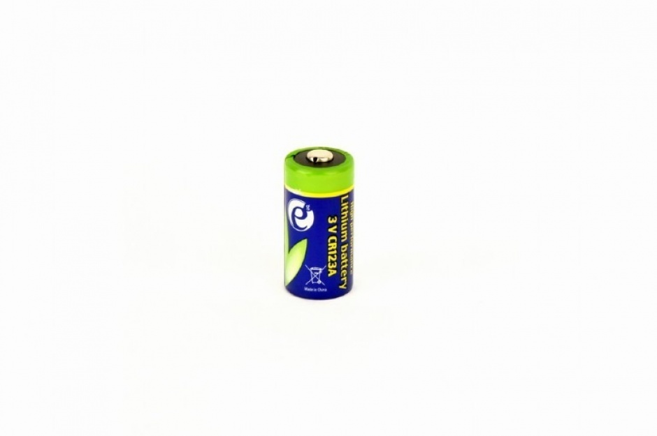 Imagine Baterie CR123 3V Litiu, Energenie EG-BA-CR123-01