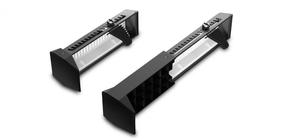Imagine Suport placa video pentru carcasa cu iluminare RGB, Deepcool GH-01 A-RGB