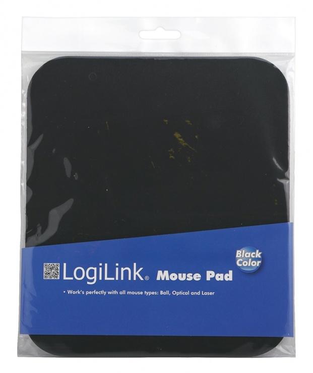 Imagine Mouse Pad 220x250 mm Negru, Logilink ID0096