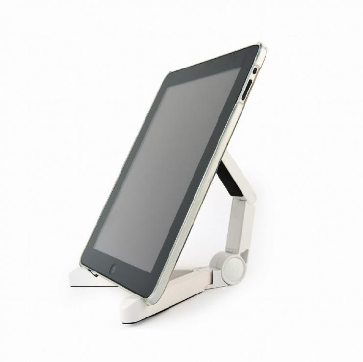 Imagine Suport universal pentru tableta, Gembird TA-TS-01/W