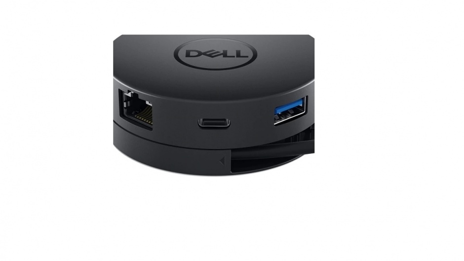 Imagine Docking station USB-C la 1 x HDMI-A, 1 x VGA, 1 x DIsplayport, 1 x USB 3.0-A, 1 x USB-C, 1 x Gigabit