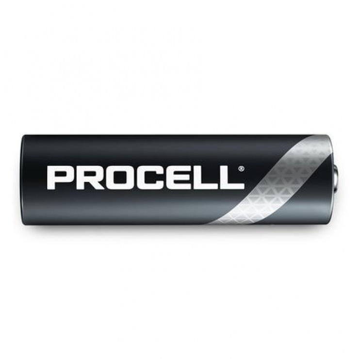 Imagine Set 10 baterii alkaline Professional AA LR6, Duracell Procell