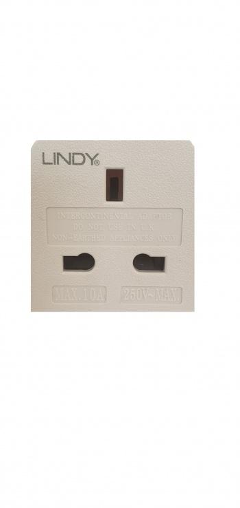Imagine Adaptor priza UK/Europa la USA/Australia, Lindy L73067