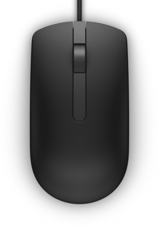 Imagine Mouse MS116 USB Negru, Dell 570-AAIR