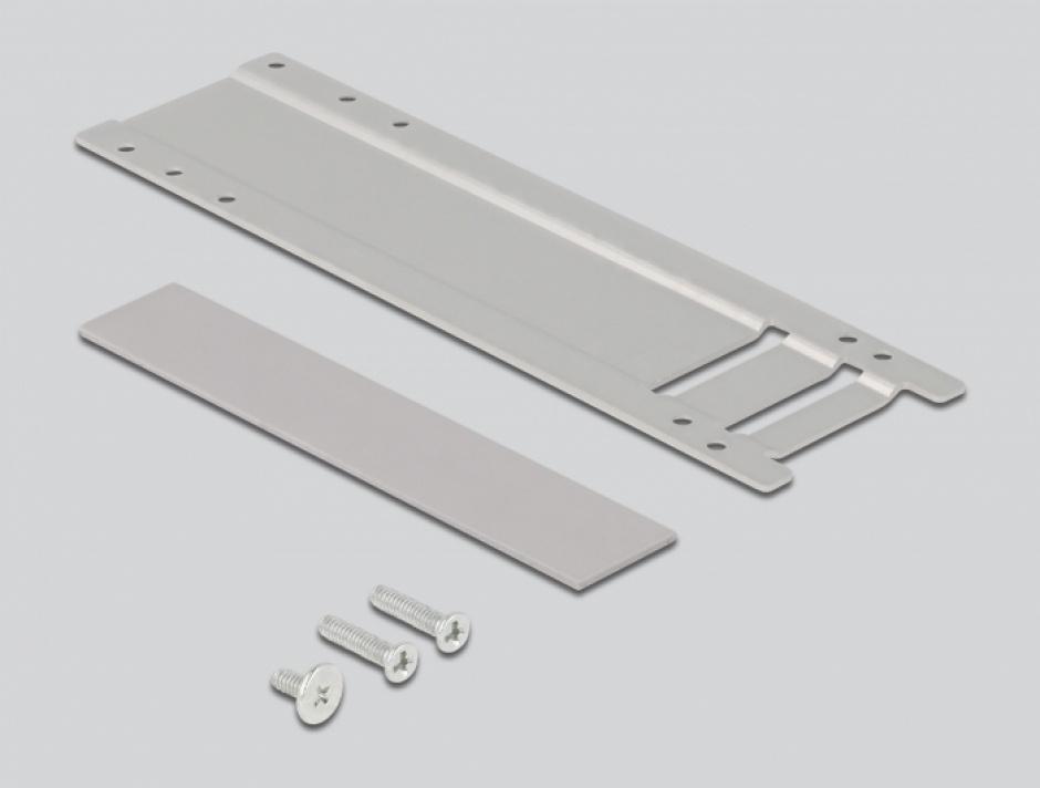 Imagine Sertar interior pentru 1 x M.2 NMve SSD pentru 47003, Delock 47004