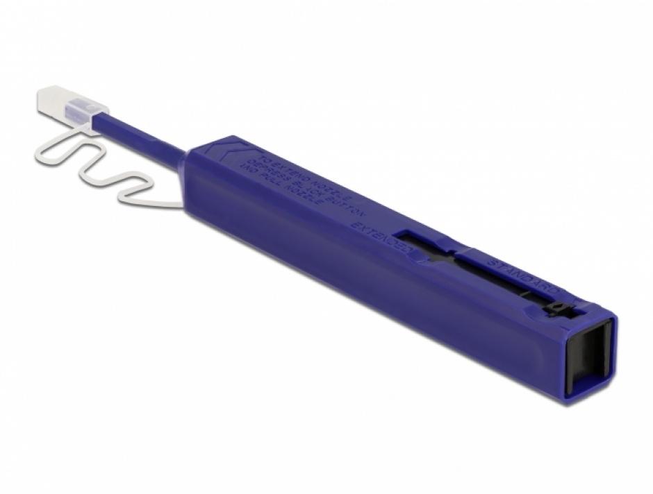 Imagine Instrument de curatare fibra optica 1.25mm, Delock 86840
