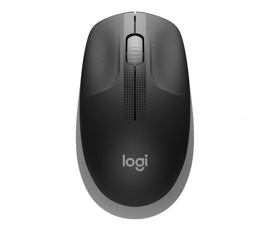 Imagine Mouse wireless Negru/Gri, LOGITECH 910-005906
