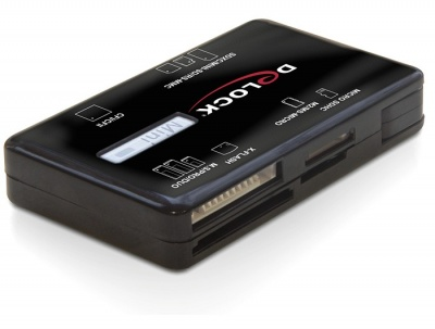 Imagine Card reader USB 3.0 All in 1, Delock 91719