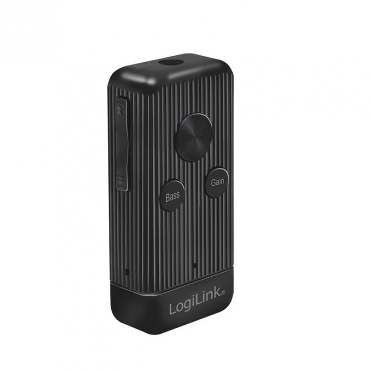Imagine Receiver audio Bluetooth v5.0, Logilink BT0055