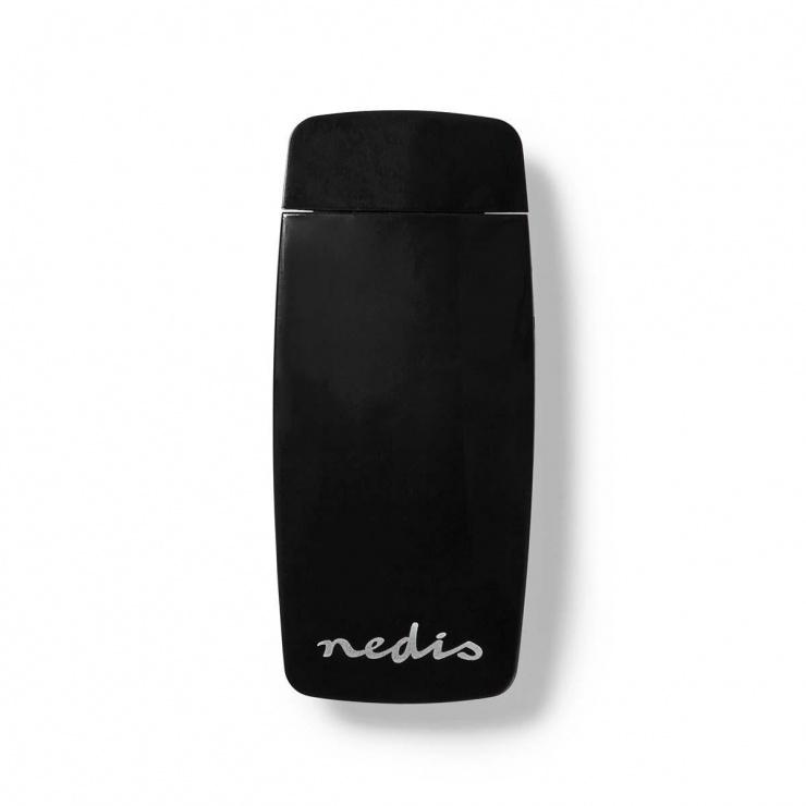 Imagine Cititor de carduri USB 3.2 All in 1, Nedis CRDRU3300BK
