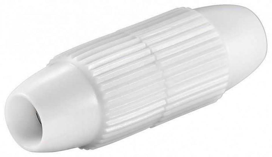 Imagine Adaptor pentru prelungirea cablului coaxial, Goobay 72428