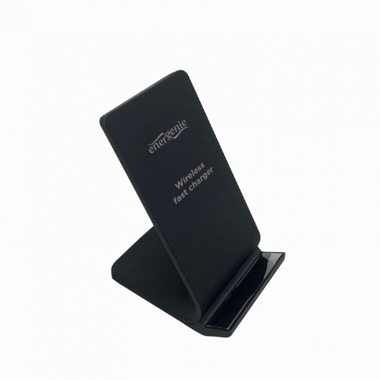 Imagine Stand smartphone cu incarcare wireless 10W, Gembird EG-WPC10-02