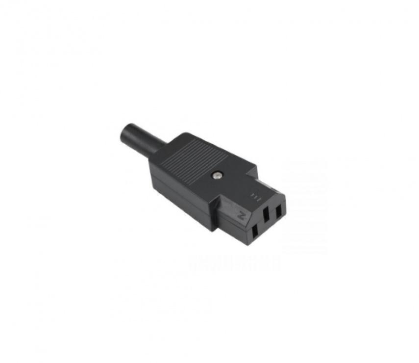 Imagine Conector de alimentare IEC C13, GNI0121