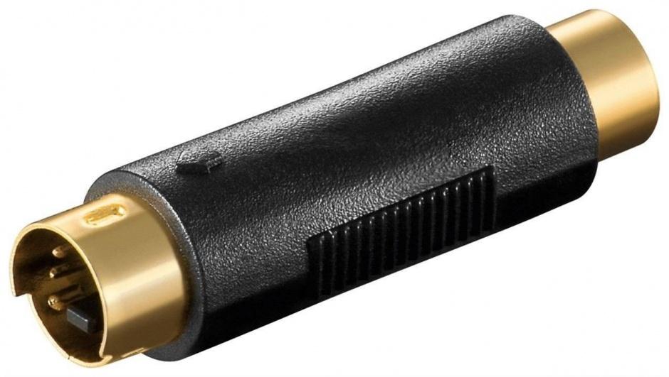 Imagine Adaptor S-video la RCA T-M, kjr-06