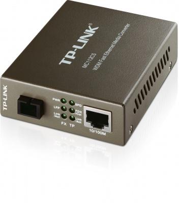 Imagine Media convertor Fast Ethernet WDM RJ 45 - SC single mode, TP-Link MC112CS