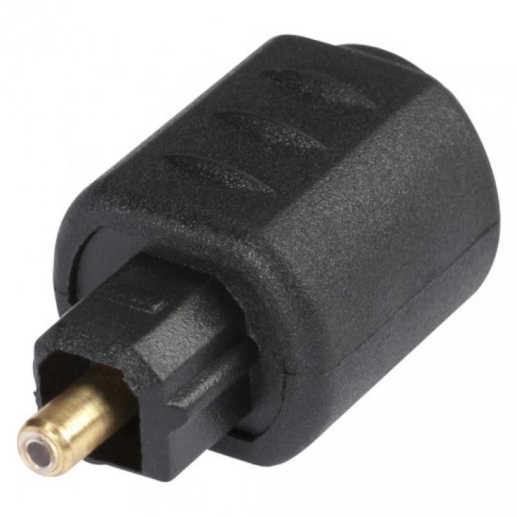 Imagine Adaptor Toslink la mini toslink M-T, POF-723