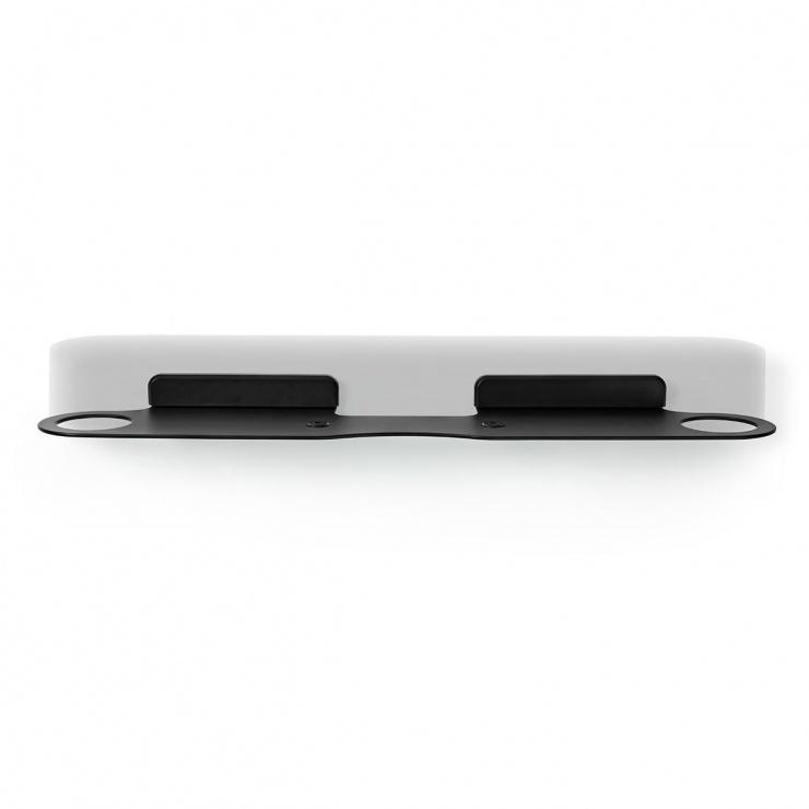 Imagine Suport soundbar Sonos Beam montare perete, Nedis SBMT55BK
