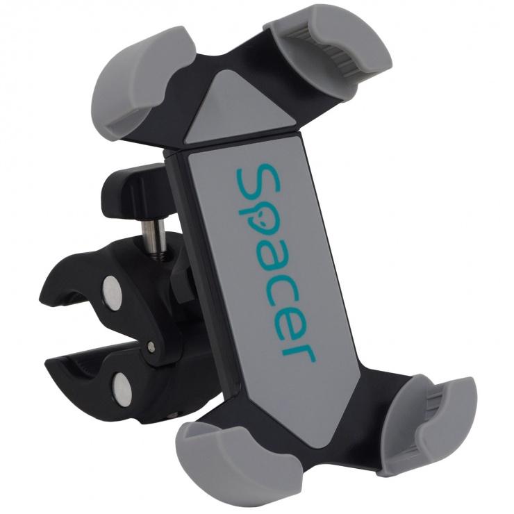 Imagine Suport smartphone pentru bicicleta, Spacer SPBH-MP-01