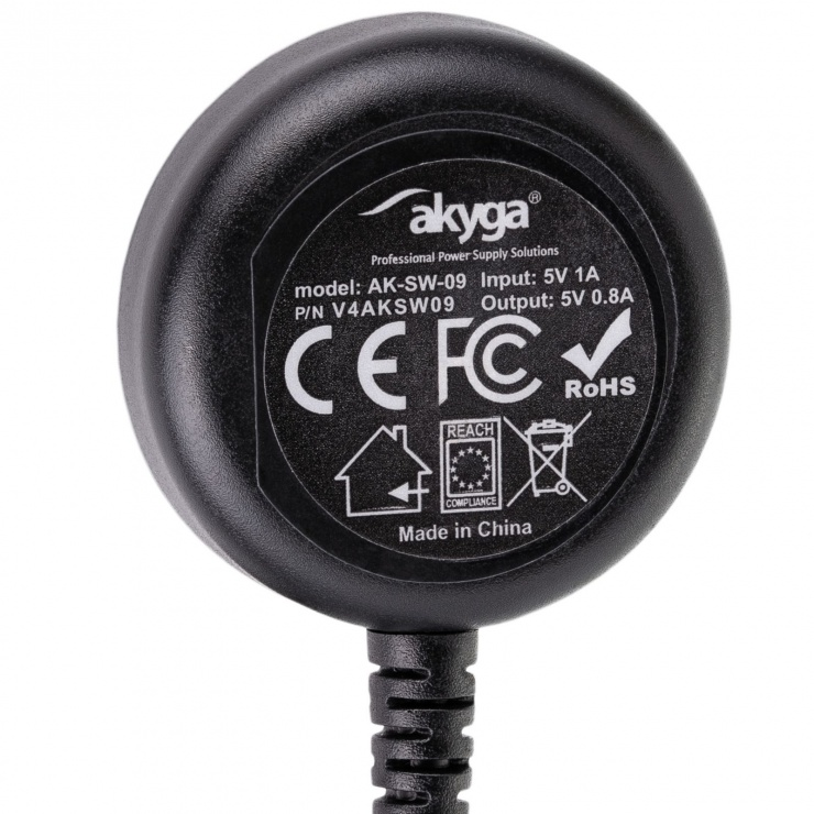 Imagine Cablu de incarcare wireless Samsung Galaxy Watch Active, AK-SW-09