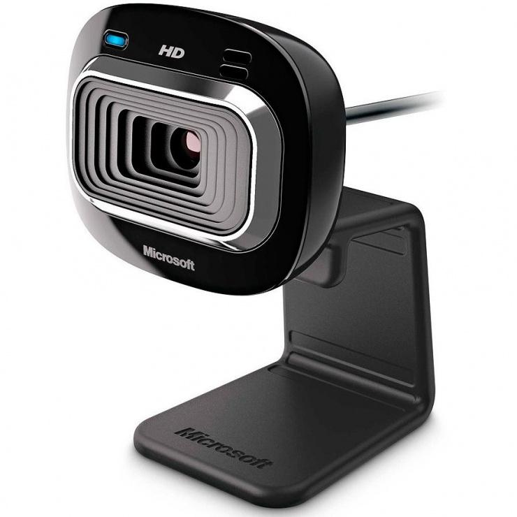 Imagine Camera web LifeCam HD-3000, Microsoft T3H-00012