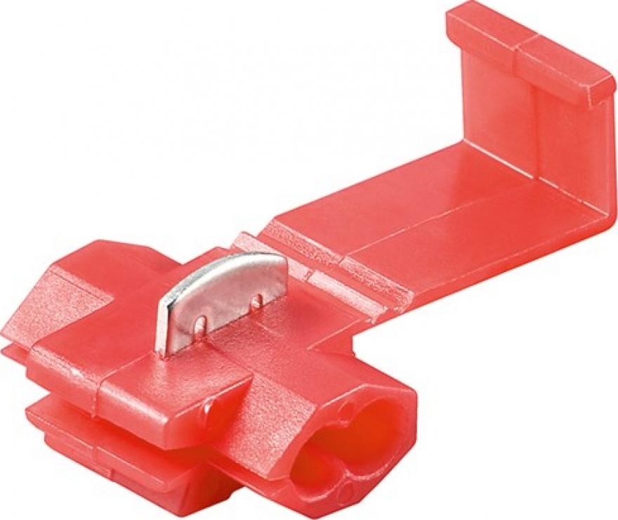 Imagine Adaptor innadire SNAP-ON pentru cablu cu diametru 0.4mm - 0.7mm