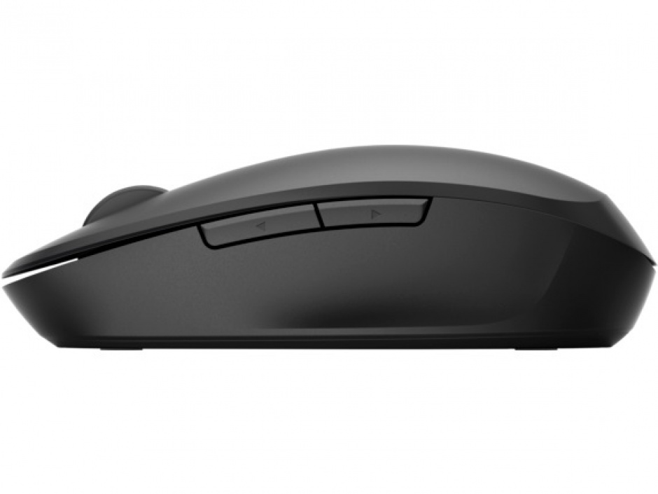 Imagine Mouse wireless si bluetooth Negru, HP 6CR71AA