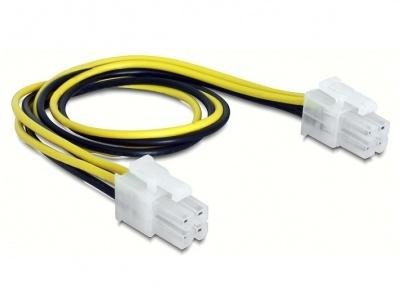 Imagine Cablu alimentare intern P4 T-T, Delock 65604