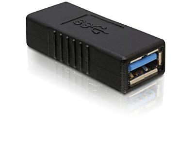 Imagine Adaptor USB 3.0 A M - M, Delock 65175