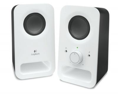 Imagine Boxe Logitech 2.0 Z150 3 W, White