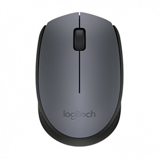 "Mouse wireless ""M170"" gri, Logitech"