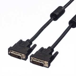 Cablu DVI Dual Link ecranat T-T 3m, Value 11.99.5535