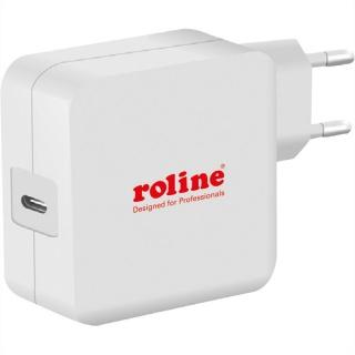 Incarcator priza Power IQ cu 1 x USB-C 3.5A 65W, Roline 19.11.1029