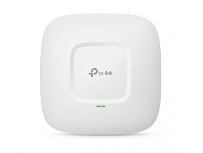 Access Point Wireless Dual Band AC1750 Gigabit cu posibilitate de montare pe tavan, TP-LINK EAP245