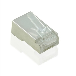 Mufe RJ45 cat 5e ecranate set 10 buc, Value 21.99.3061