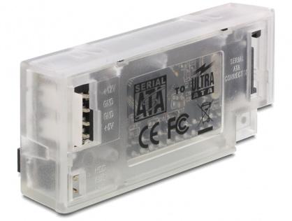 Convertor IDE 40 pini la SATA unidirectional, Delock 61719